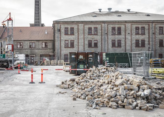 gospodarka w obiegu zamkniętym recykling budynków