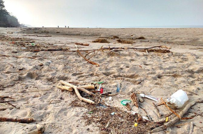 plastik na plazy w polsce