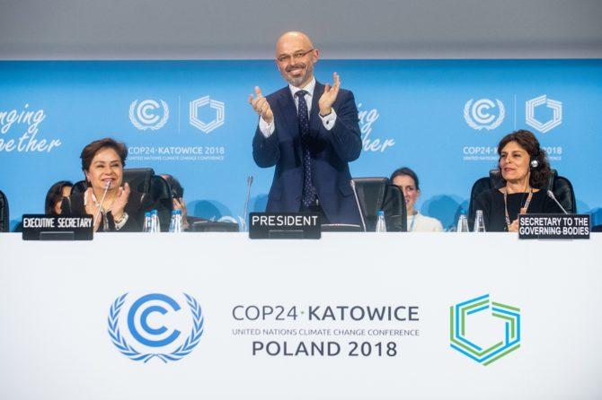 COP24 zakonczenie Michal Kurtyka